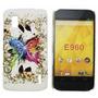 Capa Case Acrilico Celular Lg Nexus 4 E960 Pelicula F Gratis