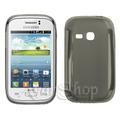 Kit Capa Tpu Samsung Galaxy Young Duos Tv S6313+ Película!