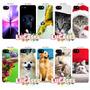 Capinha 3d Coruja Macaco Panda Iphone 4/4s/5/5s/5c/6/6 Plus