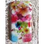 Capa Case Celular Grand Neo Silicone Colorido Glitter