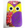 Capa Case Samsung Galaxy Note 2 N7100 Coruja Corujinha