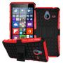 Case Anti Impacto Celular Nokia Lumia 640 Xl + P/vidro 640xl