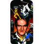 Capa Celular Moto G G2 - Quentin Tarantino - Filmes Música