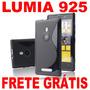 Capa Case P/ Nokia Lumia 925 - F R E T E - G R A T I S