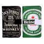 Capa Carteira Celular Nokia Lumia 820 Jack Daniels Heineken
