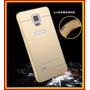 Case Bumper Alumínio Metal Galaxy Note 4 Sm-n910 + Pelicula