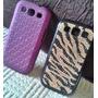 Duas Capas Case Samsung Galaxy S3 - Strass