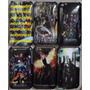 Capa Case Acrílico Apple Iphone 3g/3gs - Herois Marvel