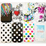 Capa Case Samsung Galaxy Ace Plus S7500 Emborrachada Lindas