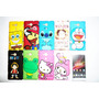 Capa Case Sony Xperia Sp M35h C5302 C5303 Cartoon Personagem