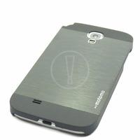 Capa Com Frente De Alumínio Motomo Para Galaxy S4 Preta