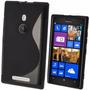 Capa Case Gel Tpu Celular Nokia Lumia 920 Pelicula F Grátis