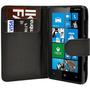 Capa Carteira Capinha Case Nokia Lumia 820 C/porta Cartões