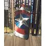 Capa Iphone 5 5s Capitão América Marvel + Película Hd