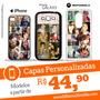 Capa Personalizada Galaxy S3, S4, S5, S6, Grand Duos, Prime