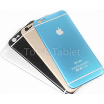 Capa Case Cover Traseira Aluminio Apple Iphone 6 (4.7) Top