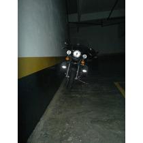 Protetor Refletivo Vento Chuva Harley Davidson Road King