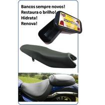 Banco Da Moto E Assessórios Sempre Novos - New Shine!