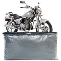 _capa Para Moto Dafra Kansas 150 Sem Forro Cod9382992382389