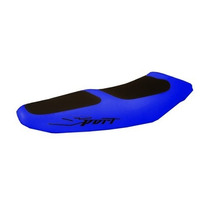 Capa De Banco De Moto Xre 300 E Cb 300 Cor Azul+ Brinde
