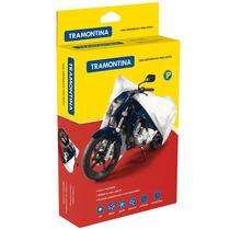 Capa Moto Impermeável P/ Cobrir Tramontina Nxr 125/150 Bros