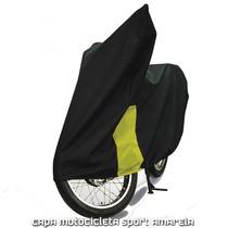 Capa Moto Termica Protetora P/ Chuva 100% Impermeável Pmg Gg