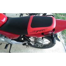 Capa De Banco Moto Fan,titan 125,150, Biz,pop,bros,xre300