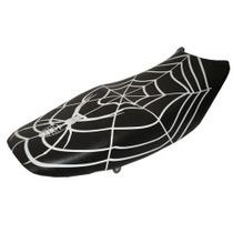 Capa Banco Dafra Speed 150 - Modelo Aranha