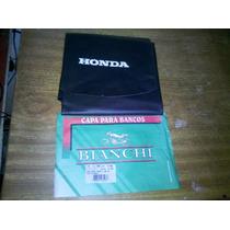 Capa Banco Honda C 100 Biz Nova Paralela