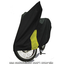 Capa Cobrir Moto Termica Protetora Chuva Impermeável Pmg Gg