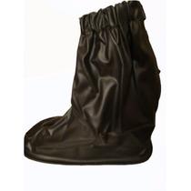 Polaina Protetor De Calçados Capa Chuva Moto
