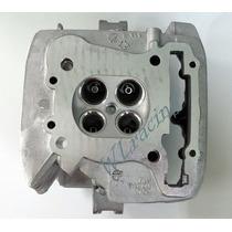 Cabeçote Cb-300/xre300 13/14 + Brinde 04- Retentor Válvulas