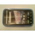 Capa De Silicone Motorola Atrix 4g Mb860 Com Pelicula Gratis