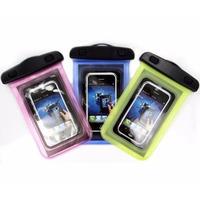 Capa Bolsa A Prova Dágua Impermeável Celular Lg Sony Nokia