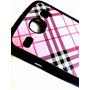 Capa Case Xadrez Para Galaxy S3 Core Duos I8262