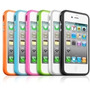 Capa Case Bumper Lateral P/ Celular Apple Iphone 4g 4s
