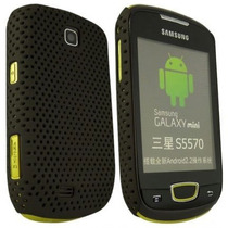 Capa Aerada Antisuor Galaxy Mini S5570 +pelicula:fretegratis