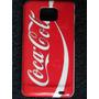 Capa Samsung Galaxy S2 I9100 Coca-cola + Película Brinde
