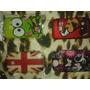Varias Capas Capinhas Bandeira Strass Samsung Galaxy S6802