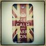 Capa Case Para Galaxy Note 2 Gt-n7100 - Bandeira Inglaterra