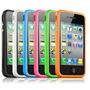 Capa Para Iphone 4 4s Case Bumper Apple Pronta Entrega