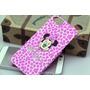 Capa Iphone 5 E 5s Da Minnie Exclusividade Disney