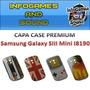 Capa Case Samsung Galaxy Mini S3 / + Película Fosca