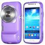 Capa Silicone Tpu Samsung Galaxy S4 Zoom C1010 C101
