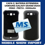 Capa C/ Bateria Externa Samsung Galaxy Grand Duos 3300mah Pt