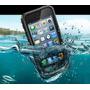 Capa Case Para Iphone 4/4s Prova De Água /choque Anti Shock