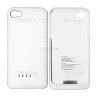 Capa Case Bateria C/ Interna P/ Apple Iphone 4 E 4s 6000mah