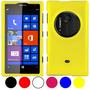 Capa Policarbonato Emborrachada Nokia Lumia 1020 Envio Free