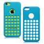 Capa Capinha Tpu Iphone 5c Modelo Apple Case + Película
