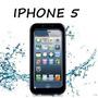 Capa Case Prova D`água Waterproof Iphone 4 4s 5 5s Dagua